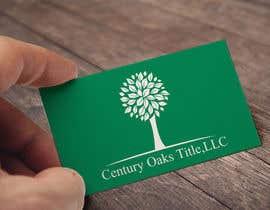 #75 untuk Design a Logo for Century Oaks Title oleh Carlitacro
