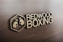 Design a Logo for Redwood Boxing için Graphic Design196 No.lu Yarışma Girdisi