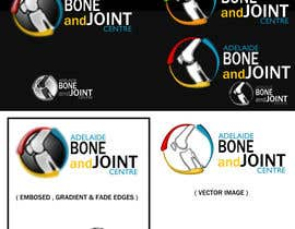 #84 para Design a Logo for Adelaide Bone and Joint Centre por pong10