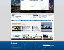 #19 for Design a Website Mockup af Decomex