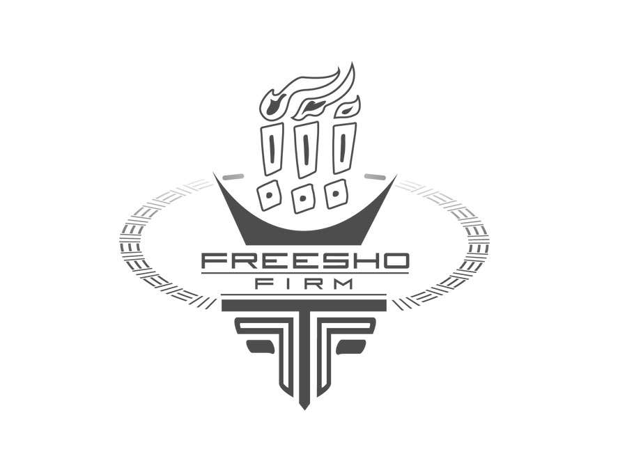 Kilpailutyö #8 kilpailussa Design a Logo for The Freesho Firm