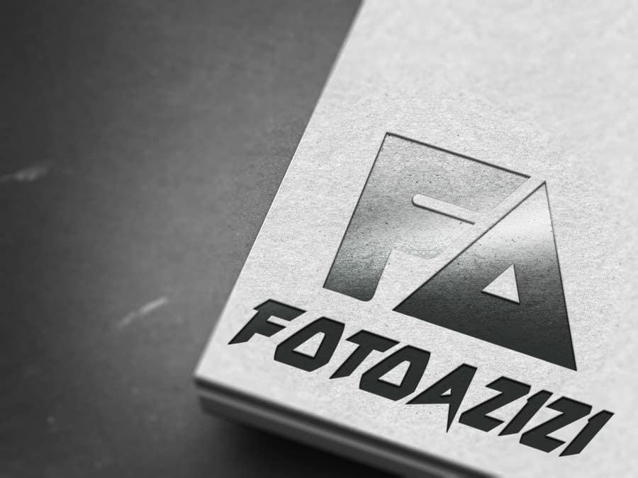 Inscrição nº 32 do Concurso para Design a Logo for www.fotoazizi.com