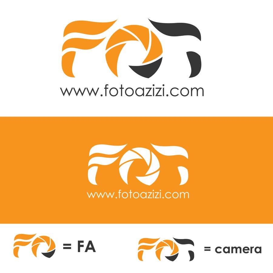 Inscrição nº 105 do Concurso para Design a Logo for www.fotoazizi.com