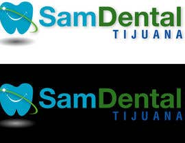 nº 25 pour Sam Dental Logo par woow7