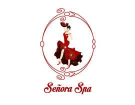 #28 for Design a Logo for Señora Spa by gohardecent