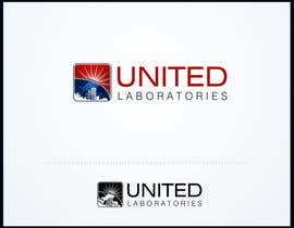 "#12 untuk Design a Logo for ""United Laboratories"" oleh Spookymonsta"