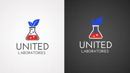 "#5 untuk Design a Logo for ""United Laboratories"" oleh picitimici"