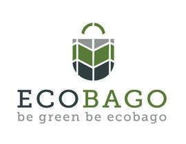 #30 for eco green bag (brand name: ecobago) by laobrien25