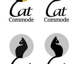 #17 untuk Design a Logo for the Cat Commode oleh vicos0207