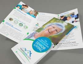 #16 cho Design a Brochure for trifold brochure bởi DEZIGNWAY