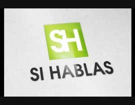 #38 cho Design a LogoS for   SI HABLAS bởi danbodesign