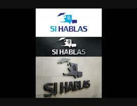 Nro 16 kilpailuun Design a LogoS for   SI HABLAS käyttäjältä wilfridosuero