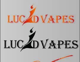 #23 cho Logo for Lucid Vapes bởi drothiahaque