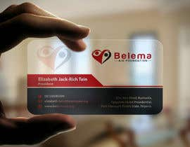 Nro 17 kilpailuun Design some Business Cards for NGO käyttäjältä mamun313