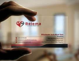Nro 18 kilpailuun Design some Business Cards for NGO käyttäjältä mamun313