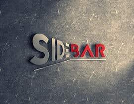 "gustavosaffo tarafından Bar Logo - ""SIDEBAR"" için no 132"