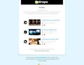 nº 32 pour Design of one email par sayedphp