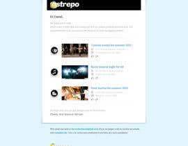 nº 36 pour Design of one email par sayedphp