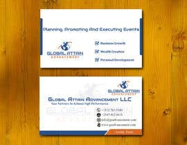 #7 for Design some Business Cards for GAA by sanratul001