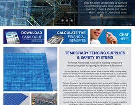 #4 untuk Design a Website Mockup for Fortress Fencing oleh SUBLIMECREATIVO
