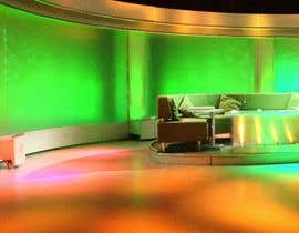 #9 untuk Design greenscreen backdrops/studios oleh F4MEDIA