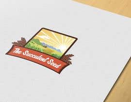 #100 untuk Design a Logo for The Succulent Seed oleh sandwalkers