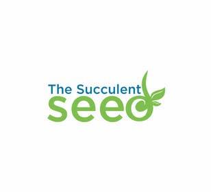 #112 untuk Design a Logo for The Succulent Seed oleh eltorozzz