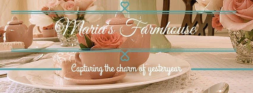 Inscrição nº 21 do Concurso para Design a Banner for Maria's Farmhouse