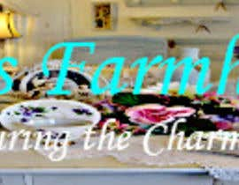 #19 for Design a Banner for Maria's Farmhouse by sirusdas