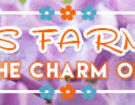 #21 for Design a Banner for Maria's Farmhouse by kirifm