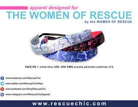 #5 for Design a Banner for RescueChic by ayogairsyad