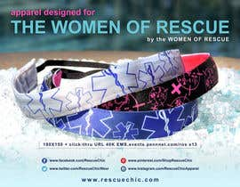 #11 for Design a Banner for RescueChic by ayogairsyad