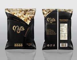 #31 untuk Create Print and Packaging Designs for snack (in food) oleh Med7008