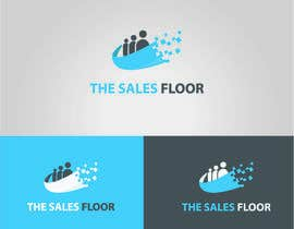 #56 untuk Design a Logo for The Sales Floor oleh aliesgraphics40