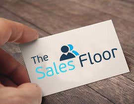 #71 untuk Design a Logo for The Sales Floor oleh digidreamsdev