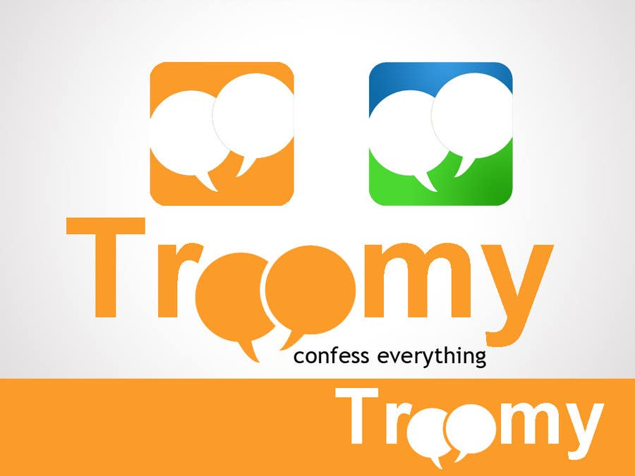 Contest Entry #                                        42                                      for                                         Design a Logo for Troomy