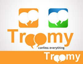 #42 for Design a Logo for Troomy af logodancer