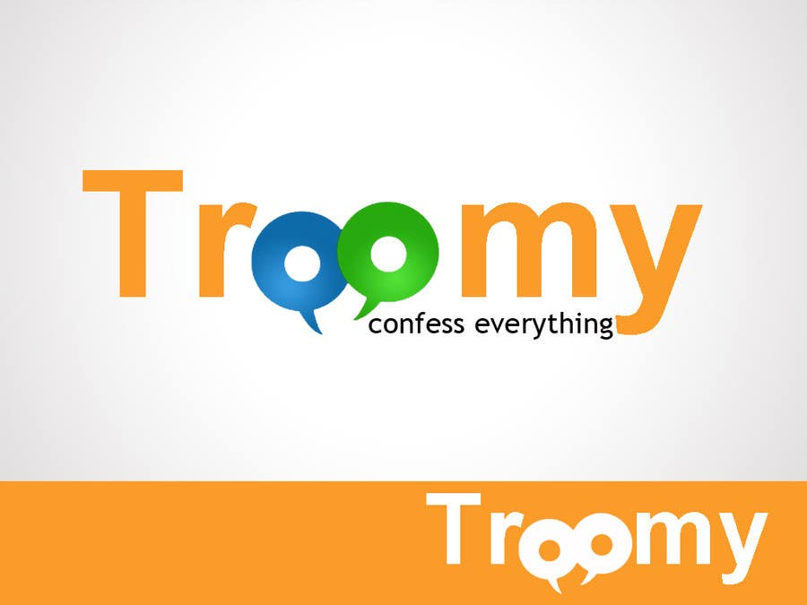 Contest Entry #                                        43                                      for                                         Design a Logo for Troomy