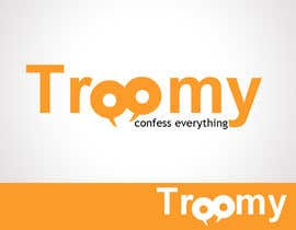 #44 for Design a Logo for Troomy by logodancer