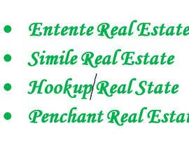 #38 untuk Design a Logo and Suggest name for a Real Estate Company oleh SmartestLancer