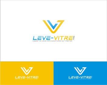 RPDonthemove tarafından Logo for Leve-Vitre.com için no 19
