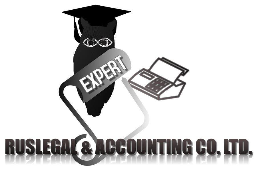 Contest Entry #17 for Design a Logo for LAW firm and ACCOUNTING