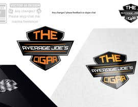 #2 for Design a Logo for The Average Joe's Cigar by MarinaWeb