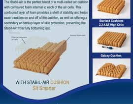 #11 untuk Design an Ad for Star Cushion Products, Inc. oleh starfz