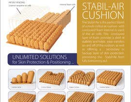#16 untuk Design an Ad for Star Cushion Products, Inc. oleh amcgabeykoon
