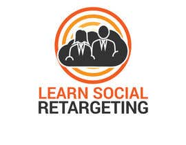 #8 para Design a Logo for Learn Social Retargeting por derek001