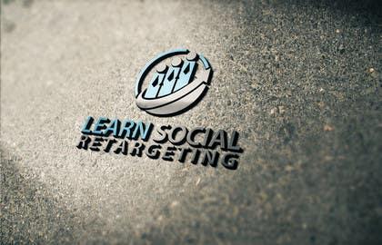 Nro 20 kilpailuun Design a Logo for Learn Social Retargeting käyttäjältä alikarovaliya