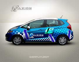 #33 untuk I need some Graphic Design for a Car Wrap oleh ideafuturot