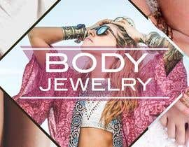 #106 untuk Design a Banner for Featured Trend- Body Jewelry oleh fi6