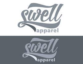#18 untuk Design a Logo for Swell Apparel oleh vladspataroiu